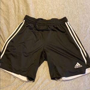 Adidas Soccer Shorts Size Large
